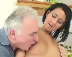 oudere vrouwen Porn Tube video van twee vrouwen seks
